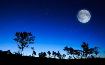 Tierra - La Luna Wallpapers and Backgrounds ID : 407482