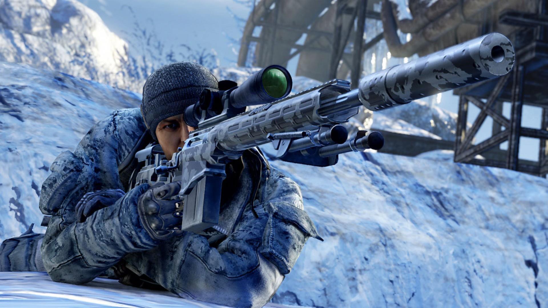 Sniper: Ghost Warrior 2 HD Wallpaper