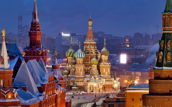 Рукотворное - Moscow Wallpapers and Backgrounds ID : 408365