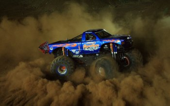 Vehicles - Monster Truck Wallpapers and Backgrounds ID : 408699