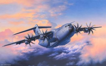 Military - Cargo Aircraft Wallpapers and Backgrounds ID : 408779