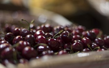 Alimento - Cherry Wallpapers and Backgrounds ID : 408929