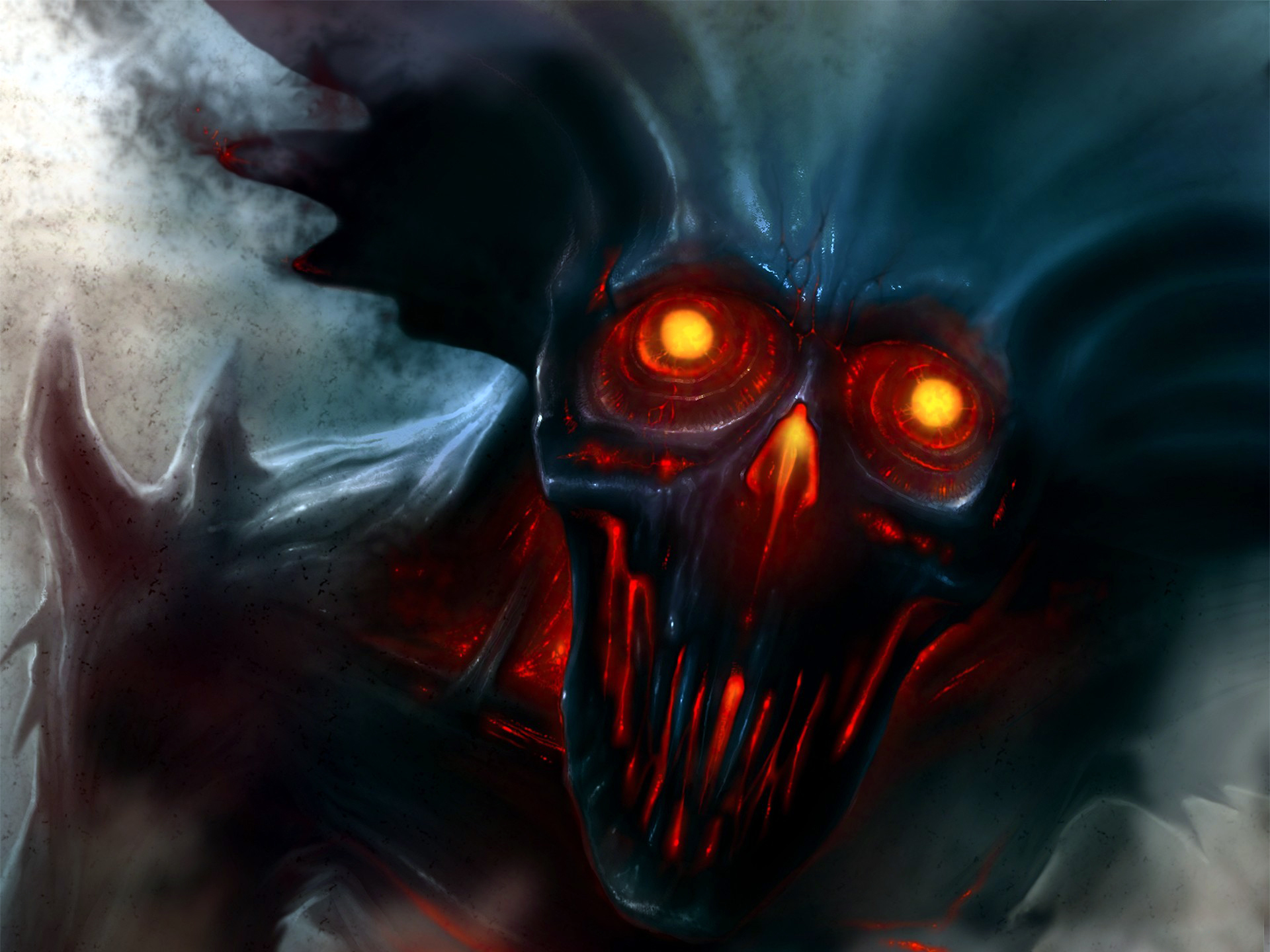devil demon wallpaper - photo #31