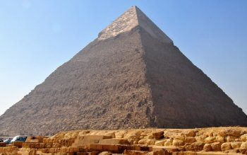 Man Made - Pyramid Of Khafre Wallpapers and Backgrounds ID : 409285