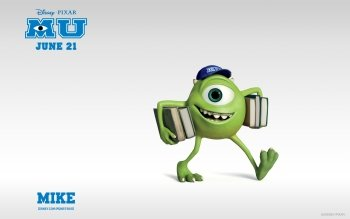 Film - Monsters University Wallpapers and Backgrounds ID : 409330