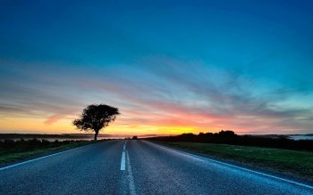 Man Made - Road Wallpapers and Backgrounds ID : 409815