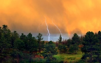 Photography - Lightning Wallpapers and Backgrounds ID : 409942