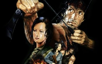 Film - Rambo: First Blood Part Ii Wallpapers and Backgrounds ID : 410172