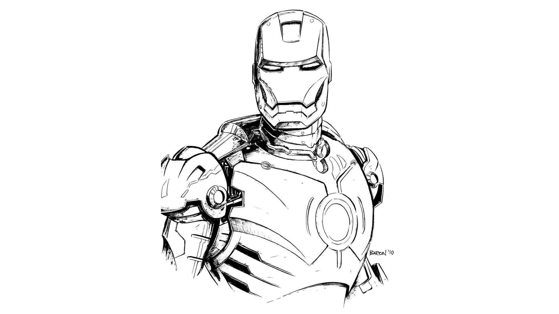 Iron Man Hd Wallpaper Background Image 1920x1080 Id