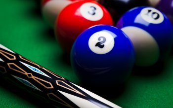 Game - Pool Wallpapers and Backgrounds ID : 411491