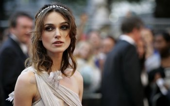 Celebrity - Keira Knightley Wallpapers and Backgrounds ID : 411555