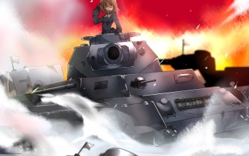 Anime - Girls Und Panzer Wallpapers and Backgrounds ID : 411847