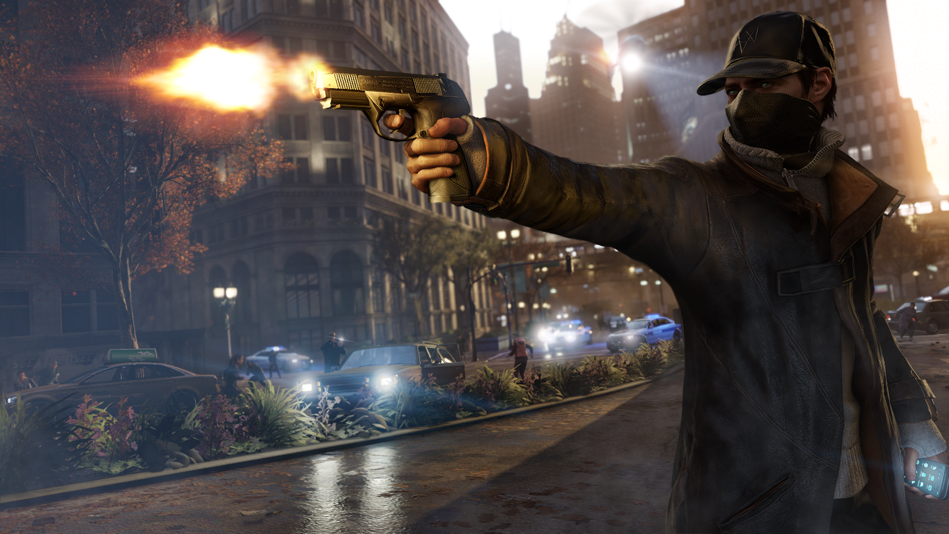 Watch Dogs 2 Wallpaper Download Free Beautiful: Watch Dogs Full HD Wallpaper And Background Image