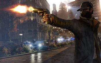 Video Game - Watch Dogs Wallpapers and Backgrounds ID : 412016