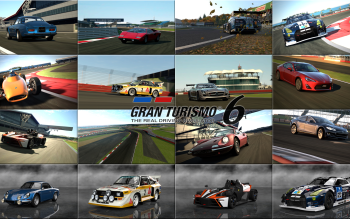 Компьютерная игра - Gran Turismo 6 Wallpapers and Backgrounds ID : 412773