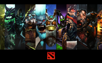 Video Game - DotA 2 Wallpapers and Backgrounds ID : 412824