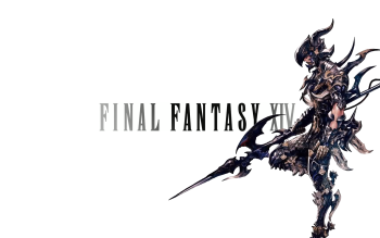 Video Game - Final Fantasy XIV Wallpapers and Backgrounds ID : 412964