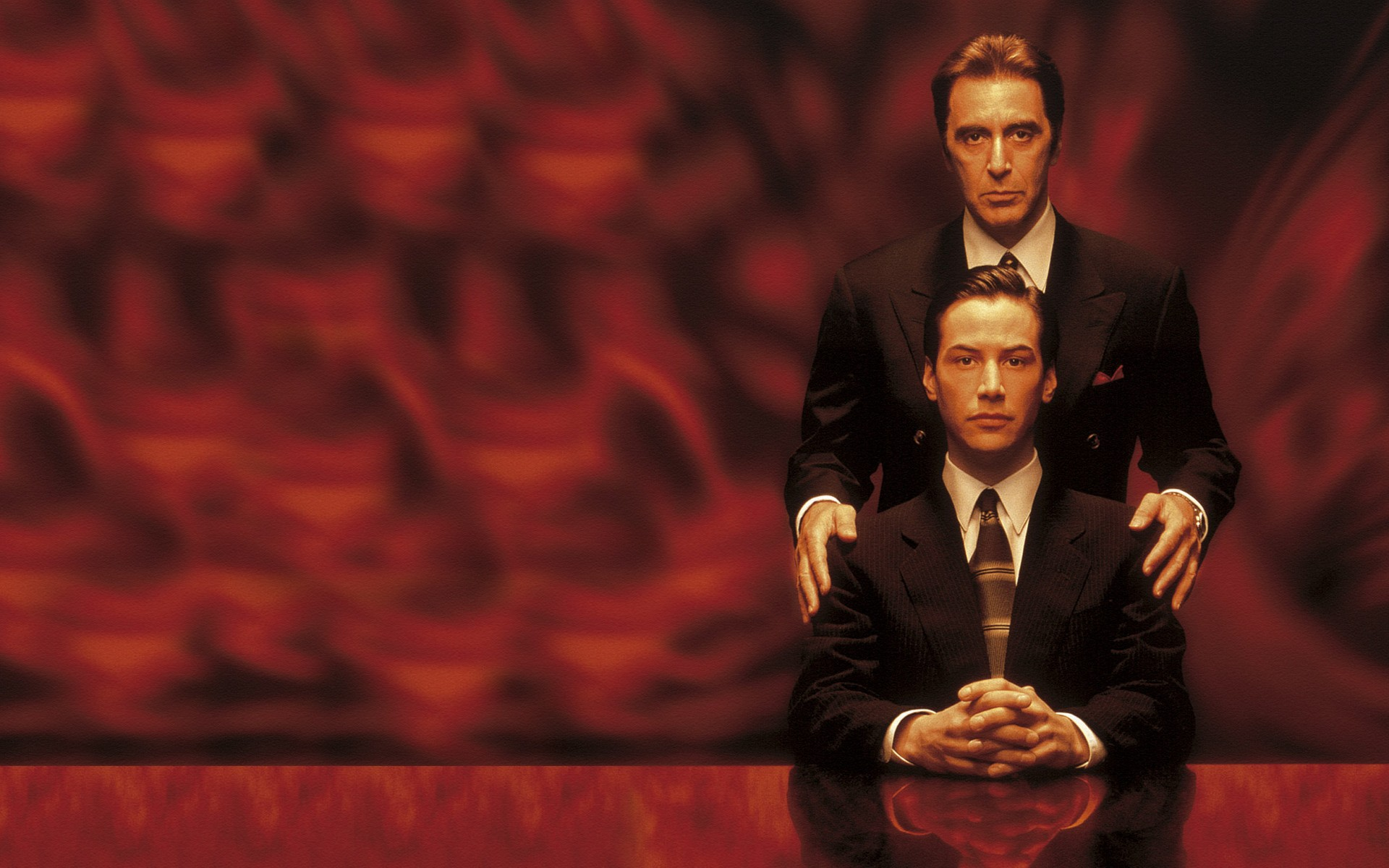 an analysis of the movie the devils advocate with actors keanu reeves and al pacino The version table provides details related to the release that this issue/rfe will be addressed unresolved: release in which this issue/rfe will be addressed resolved: release in which this issue/rfe has been resolved.