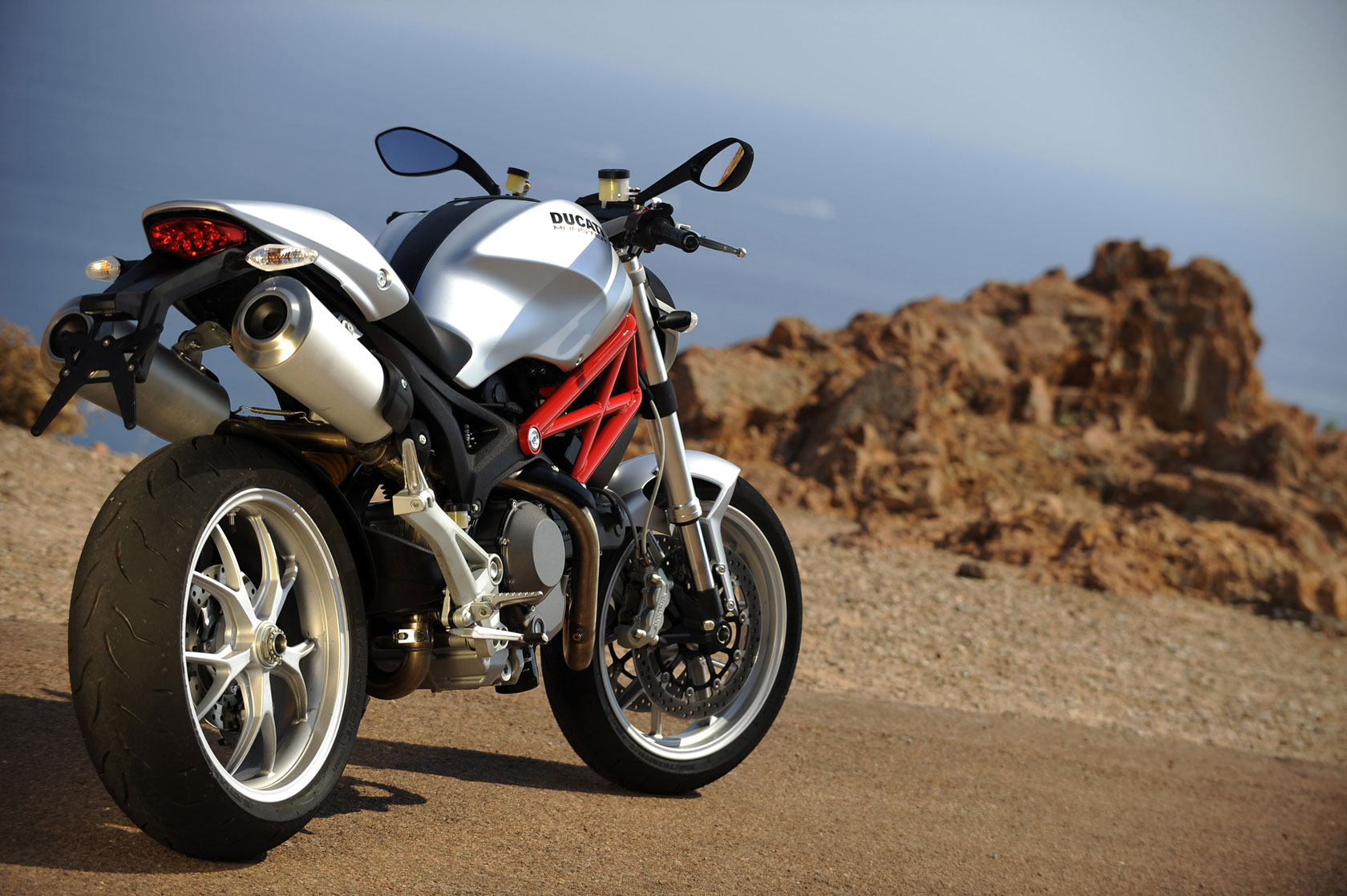 Ducati Monster 1100 Evo Wallpaper And Background Image