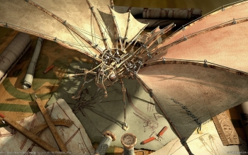Sci Fi - Steampunk Wallpapers and Backgrounds ID : 413262