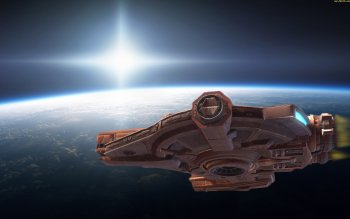 Sci Fi - Spaceship Wallpapers and Backgrounds ID : 413300