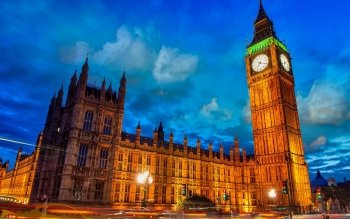 Man Made - Big Ben Wallpapers and Backgrounds ID : 413493