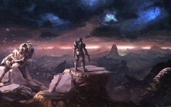 Video Game - Halo Wallpapers and Backgrounds ID : 413538
