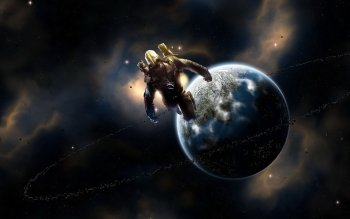 Sci Fi - Astronaut Wallpapers and Backgrounds ID : 413627
