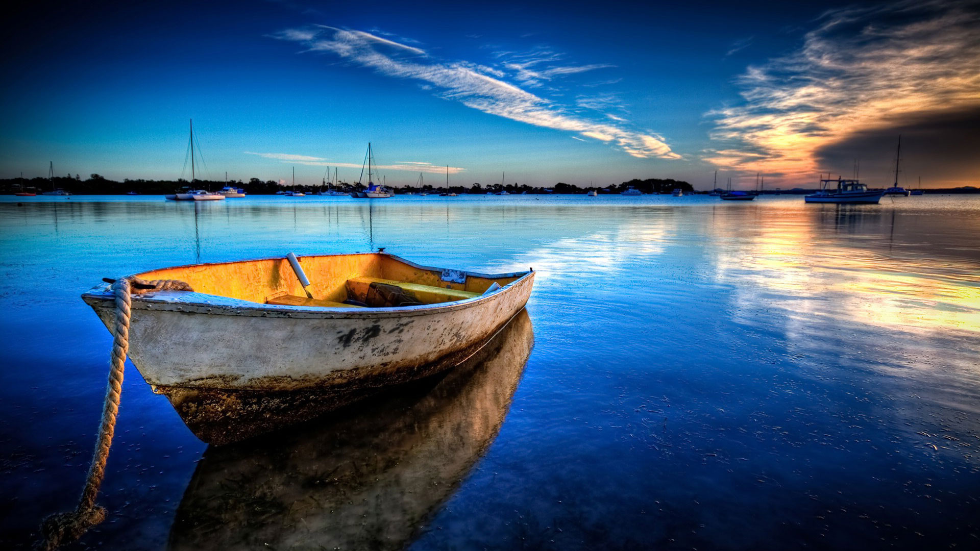 desktop wallpapers boats and - photo #10