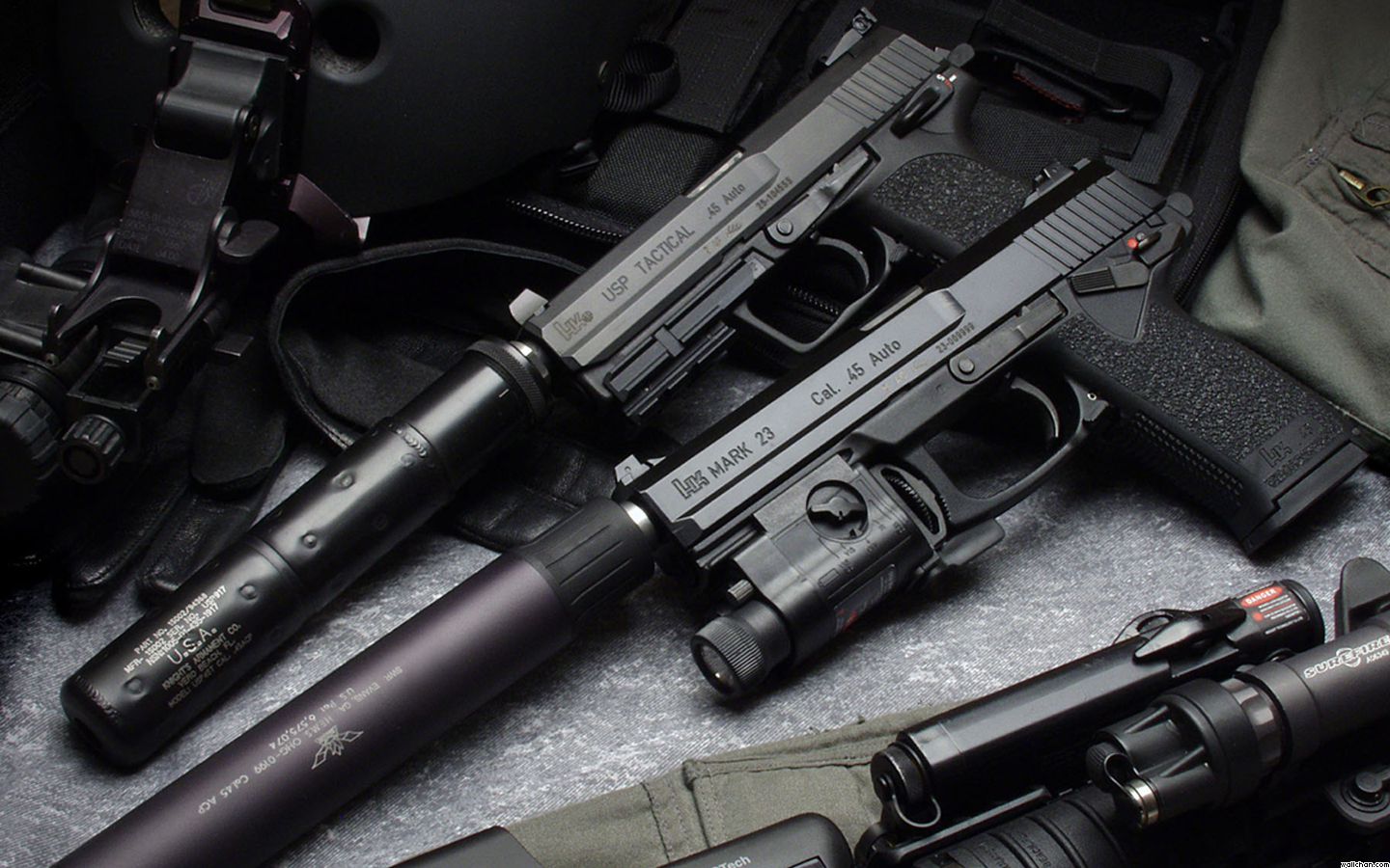 Heckler And Koch Wallpaper Heckler & Koch Pis...