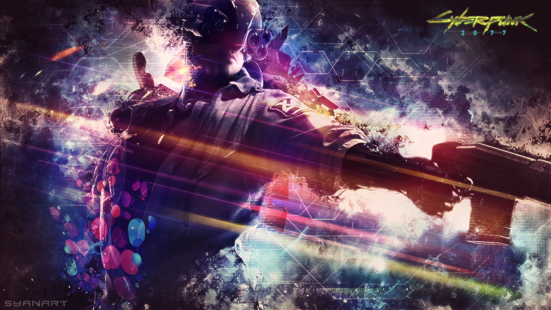 Image Result For Galaxy Anime Girl Wallpaper