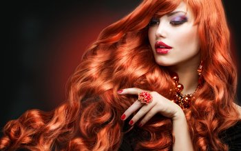 Women - Hair Wallpapers and Backgrounds ID : 414277