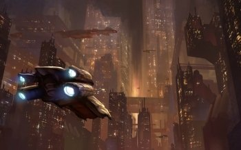 Sciencefiction - Stad Wallpapers and Backgrounds ID : 414646