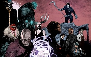 Comics - Shadowman Wallpapers and Backgrounds ID : 414744