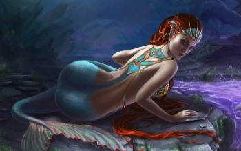 Fantasy - Mermaid Wallpapers and Backgrounds ID : 414798