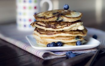 Food - Pancake Wallpapers and Backgrounds ID : 414922