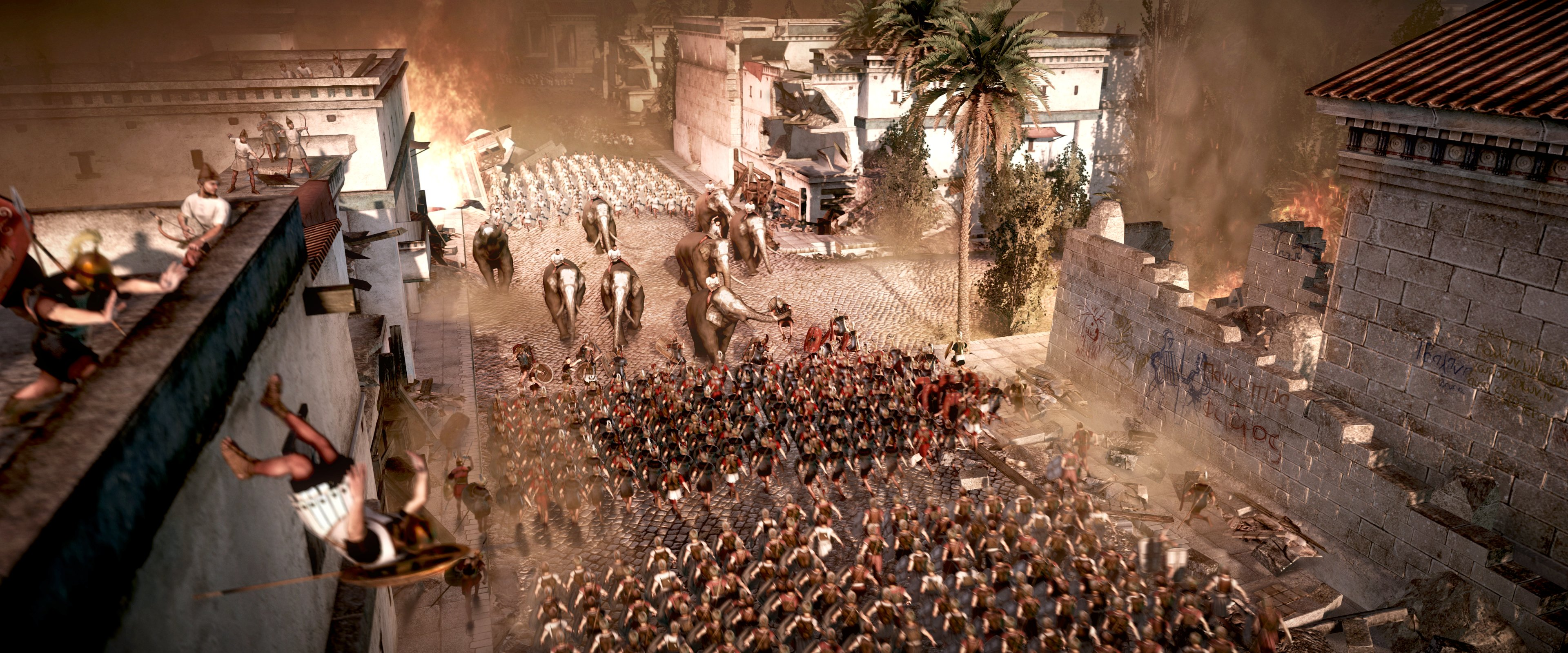 41 Total War Rome Ii Hd Wallpapers Background Images
