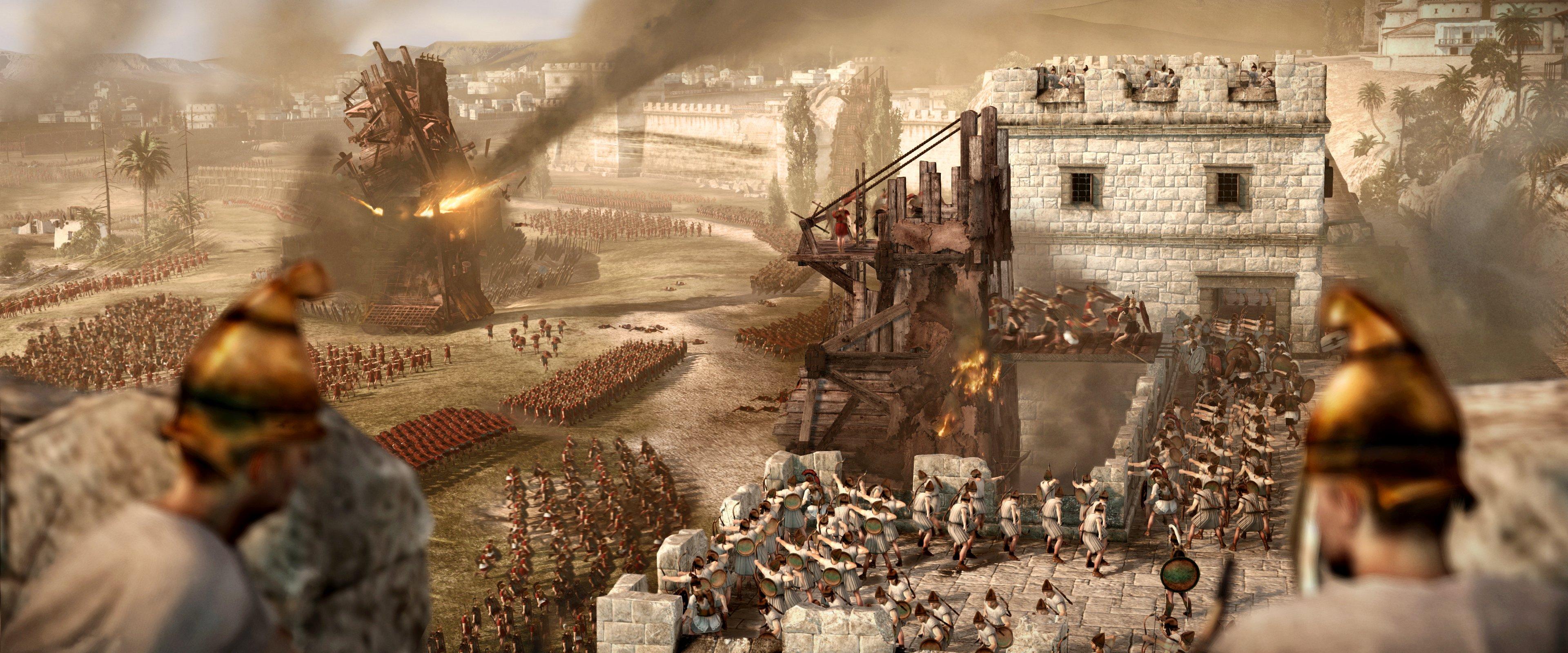 Total War Rome Ii Fondo De Pantalla Hd Fondo De