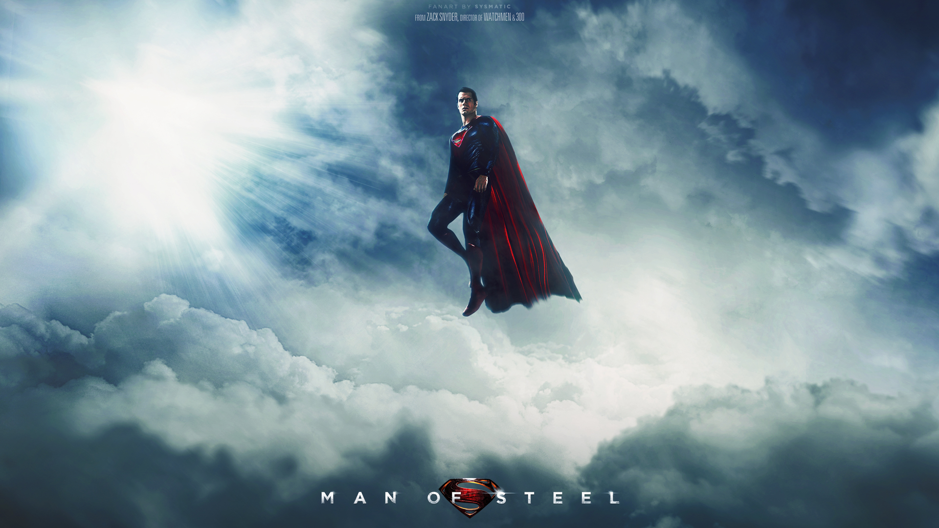 Man Of Steel Full HD Wallpaper and Background Image ...