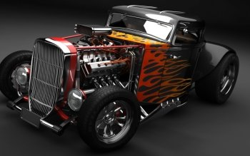 Vehicles - Hot Rod Wallpapers and Backgrounds ID : 415198