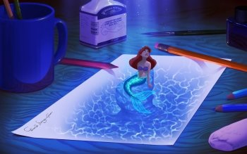 Films - The Little Mermaid Wallpapers and Backgrounds ID : 415430