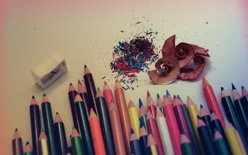 Photography - Pencil Wallpapers and Backgrounds ID : 415463