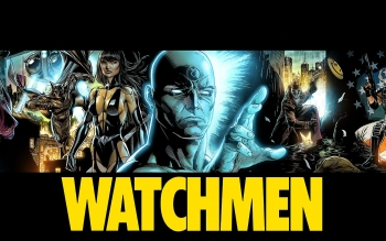 Комиксы - Watchmen Wallpapers and Backgrounds ID : 415732