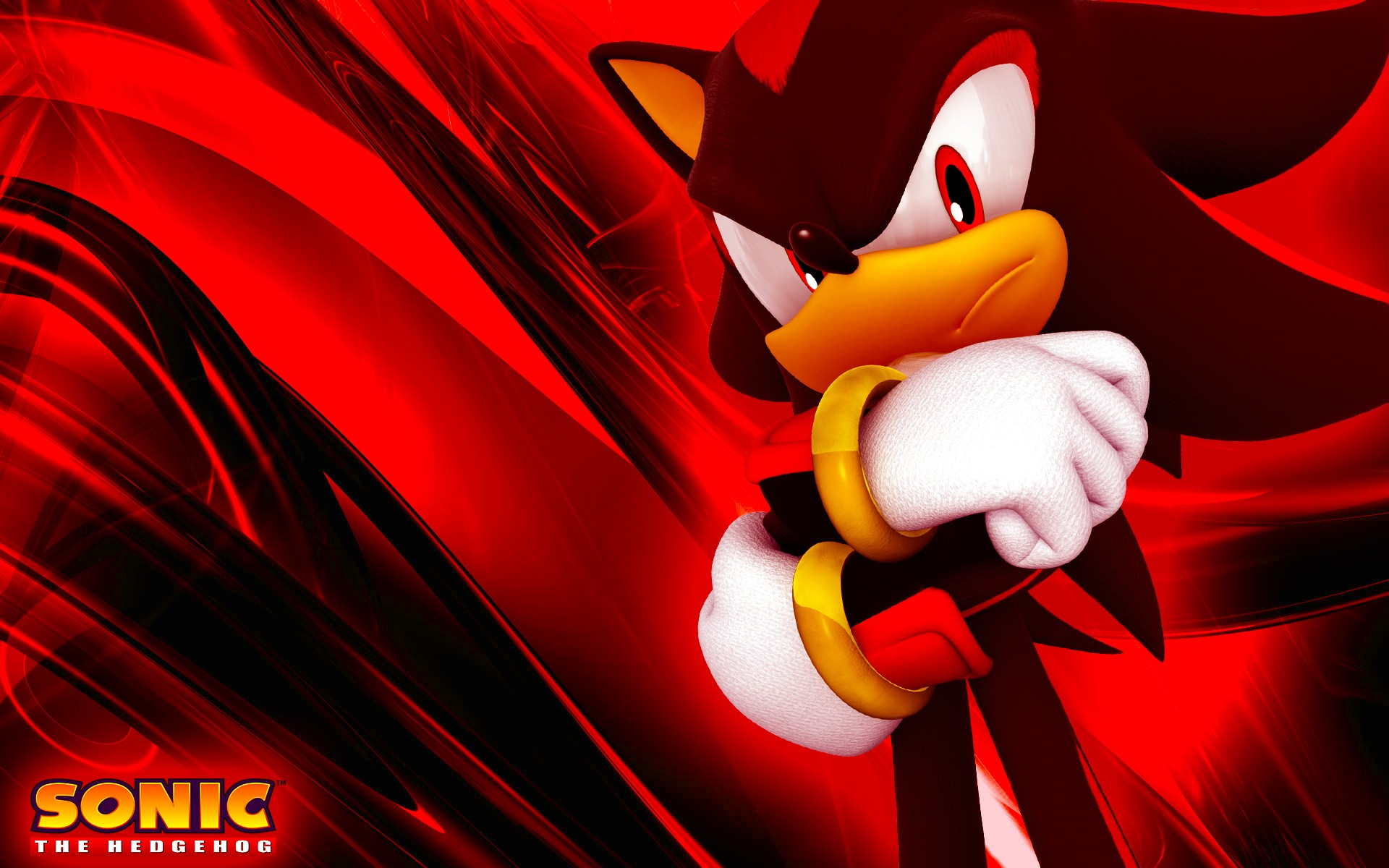 Shadow The Hedgehog Full HD Wallpaper And Background Image