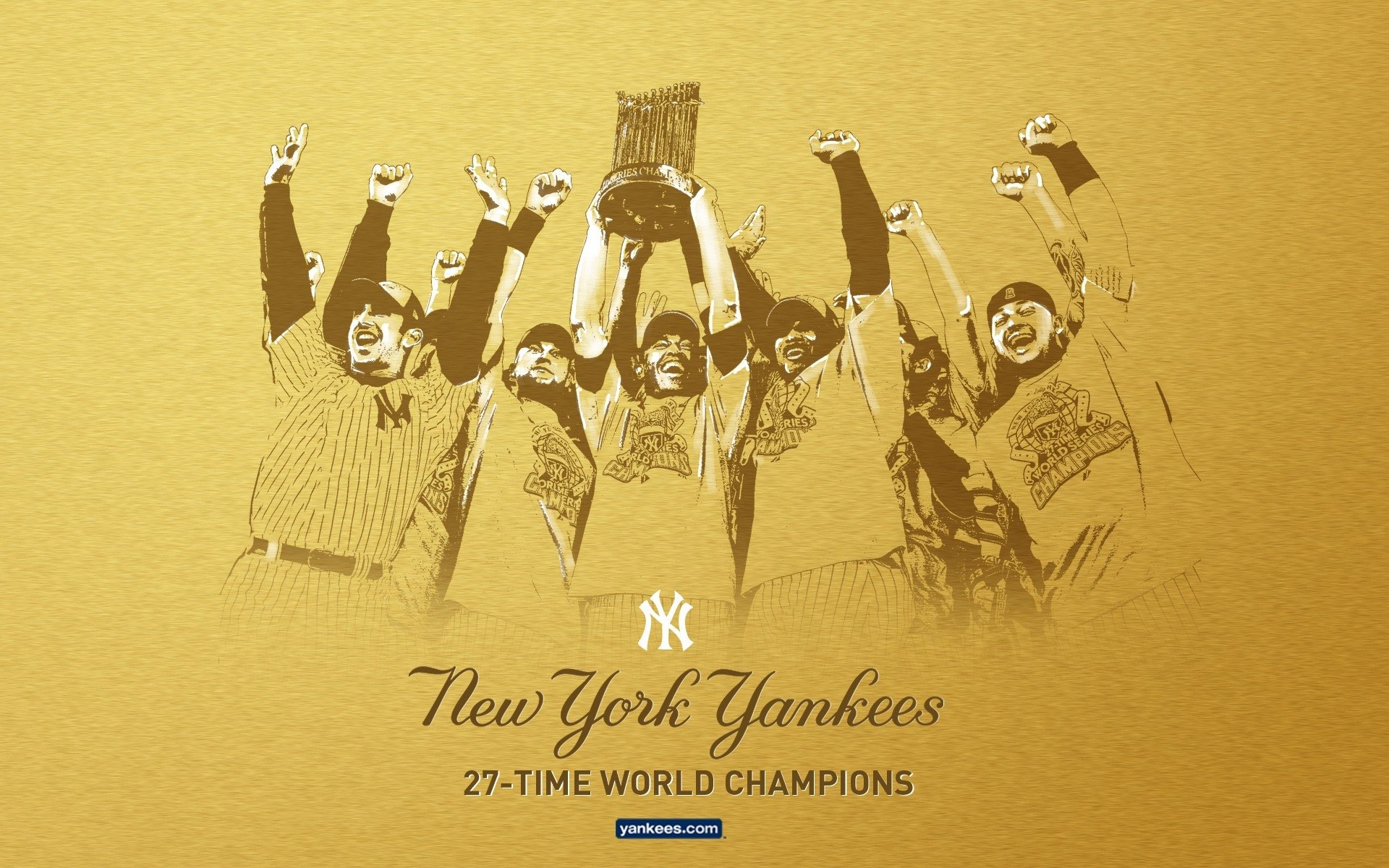 24 New York Yankees HD Wallpapers | Background Images - Wallpaper Abyss