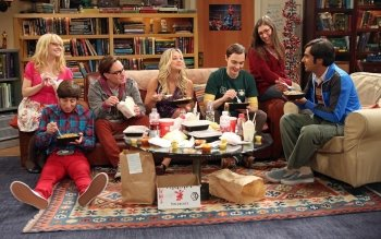 Televisieprogramma - The Big Bang Theory Wallpapers and Backgrounds ID : 416156