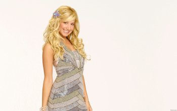 Celebrity - Ashley Tisdale Wallpapers and Backgrounds ID : 416400