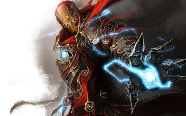 Comics The Avengers Iron Man HD Wallpaper | Background Image