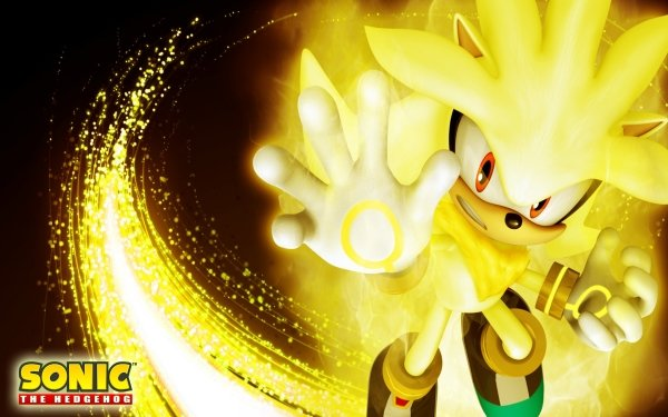 Video Game Sonic the Hedgehog (2006) Sonic Super Silver Silver the Hedgehog HD Wallpaper | Background Image