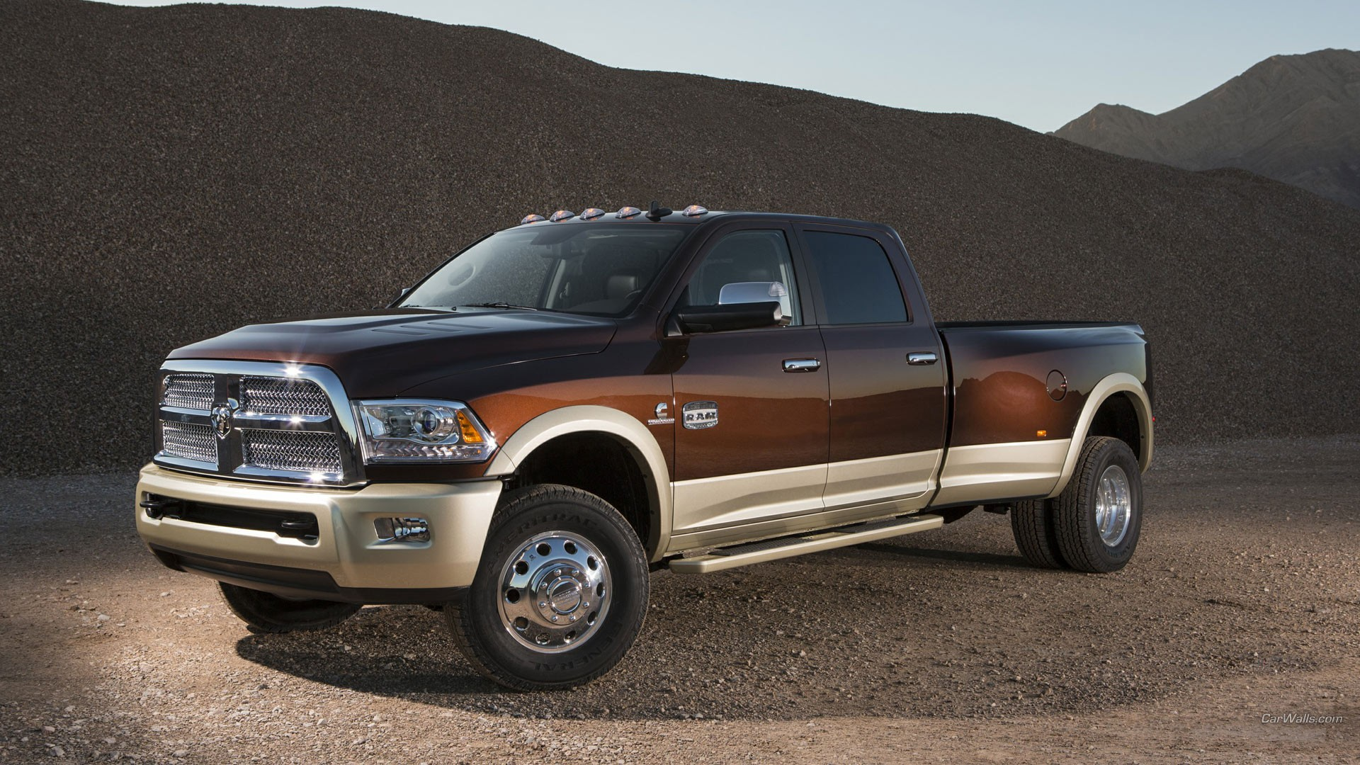 10 Dodge Ram 3500 HD Wallpapers | Background Images ...